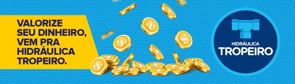 Full Banner - Valorize o seu dinheiro