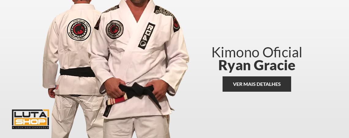 Kimono Ryan Gracie