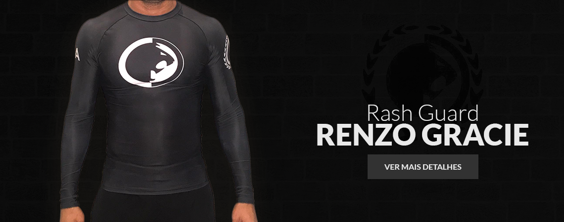 Rash Guard Renzo Gracie