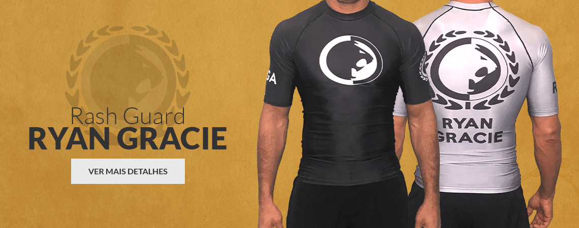 Rash Guard Ryan Gracie