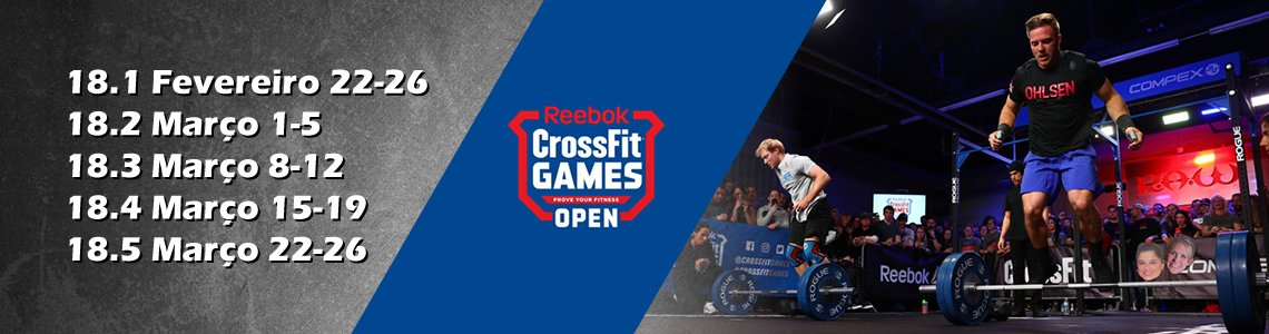 CrossFit Games Open 2018