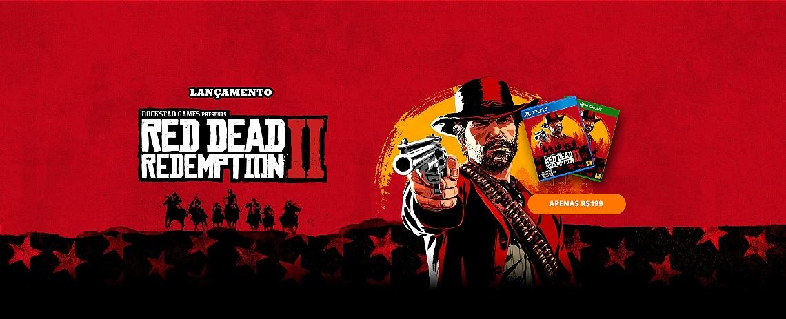 Jogo Red Dead Redemption 2