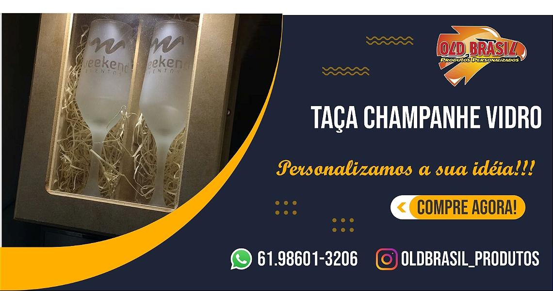 Taça de Champanhe Bistro FOSCA