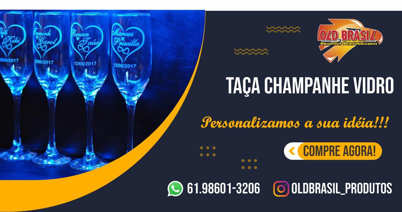 Taça Champanhe Imperatriz