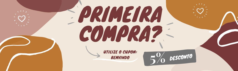 PRIMEIRA COMPRA