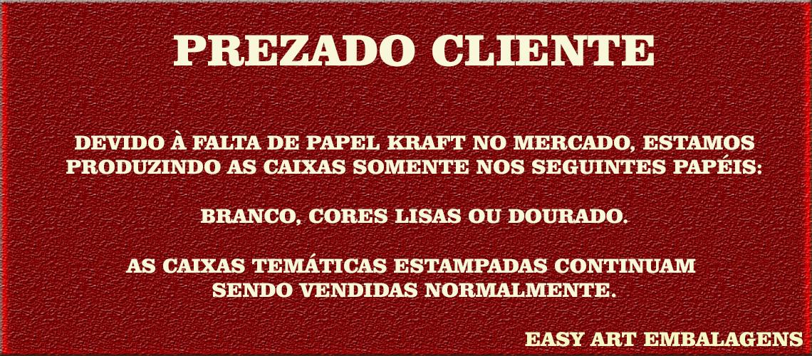 FALTA DE PAPEL KRAFT