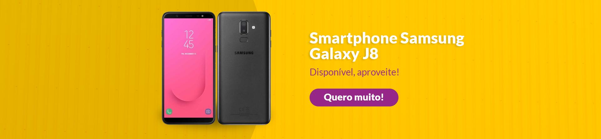 Galaxy J8