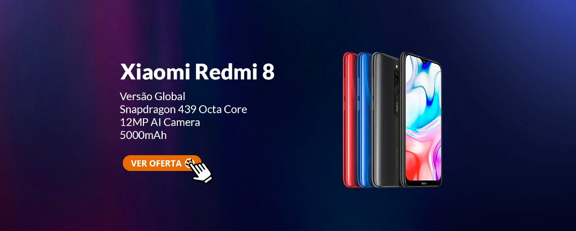 Redmi 8 - 2020