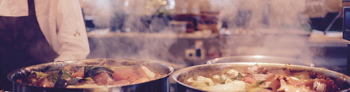 Uniformes para cozinha