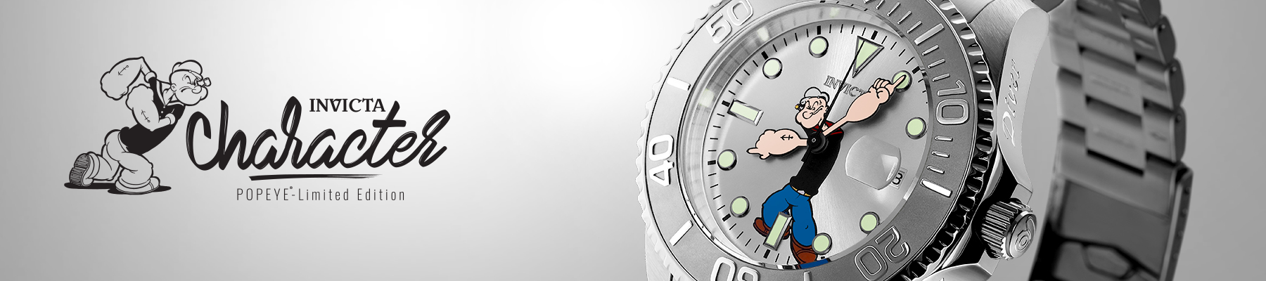 Invicta Character Collection