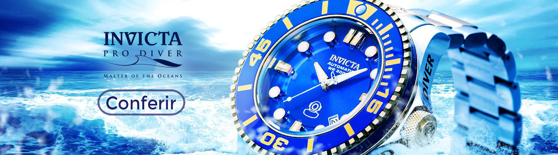 Coleção Pro Diver