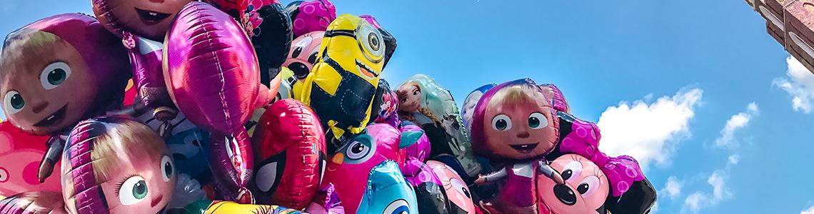 Balões Fantasia