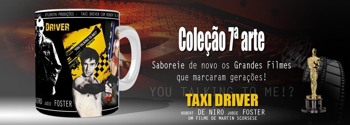 Cine caneca Taxi Driver