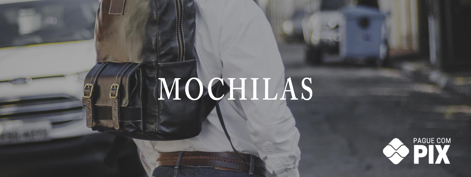 CATEGORIA - MOCHILA