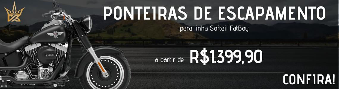 Ponteiras FATBOY