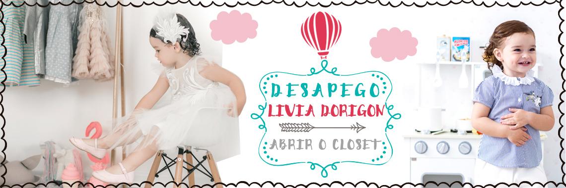Banner Desapego Livia Dorigon