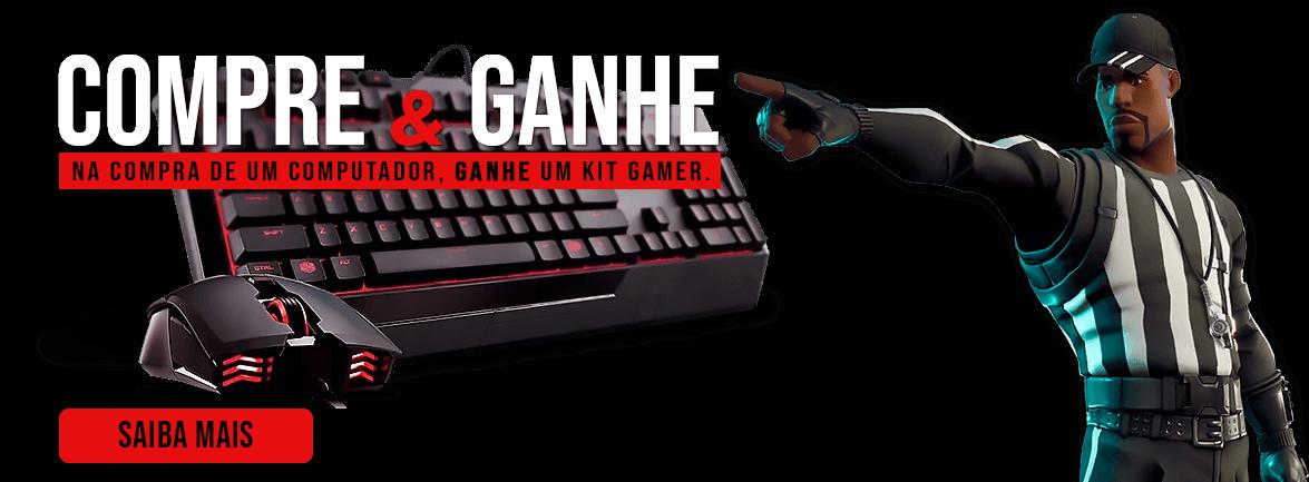 Promoção teclado e mouse Gamer