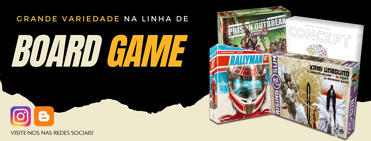 Banner Board Games