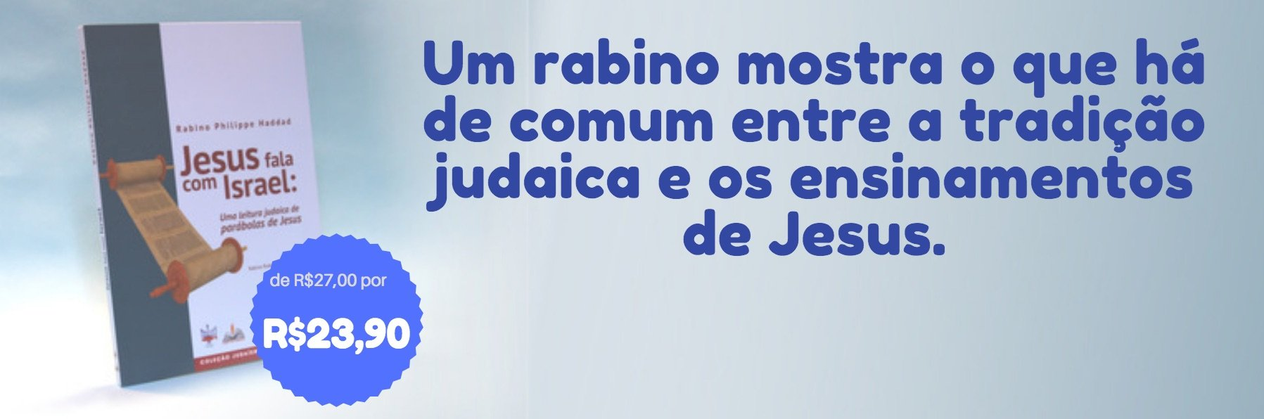 Jesus fala com israel