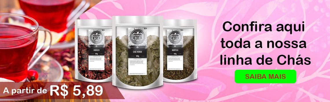 Chás, ervas e flores Comprar Online Zona Cerealista