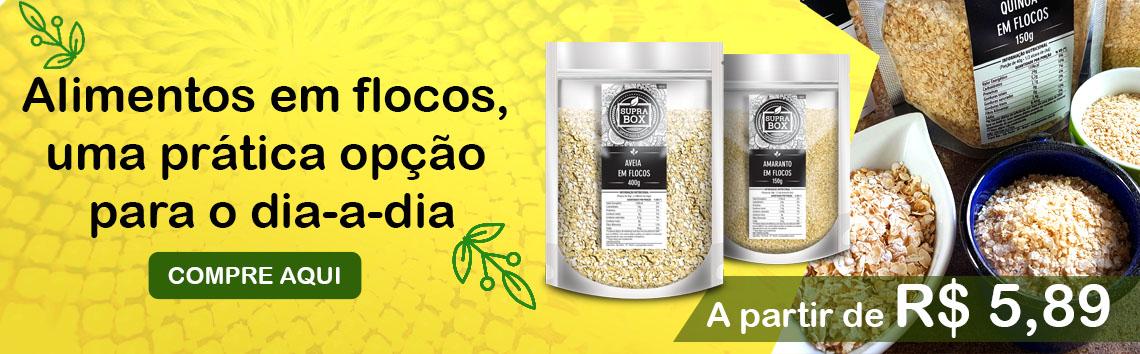Alimentos em flocos Comprar Online Zona Cerealista