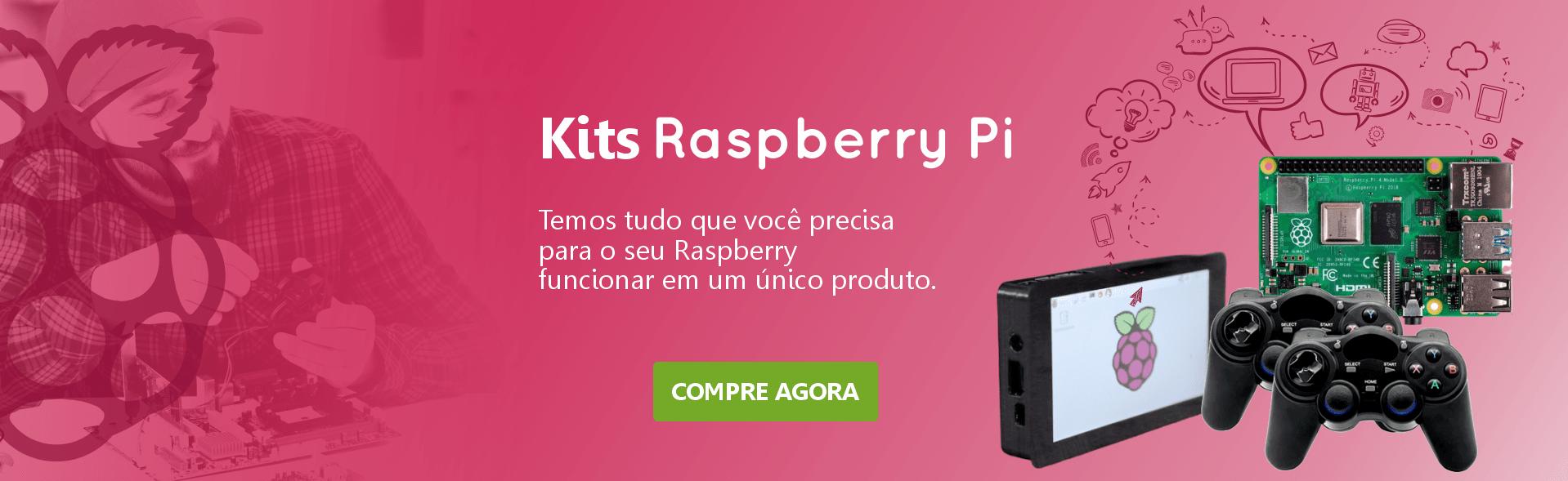 Kit Raspberry 2020