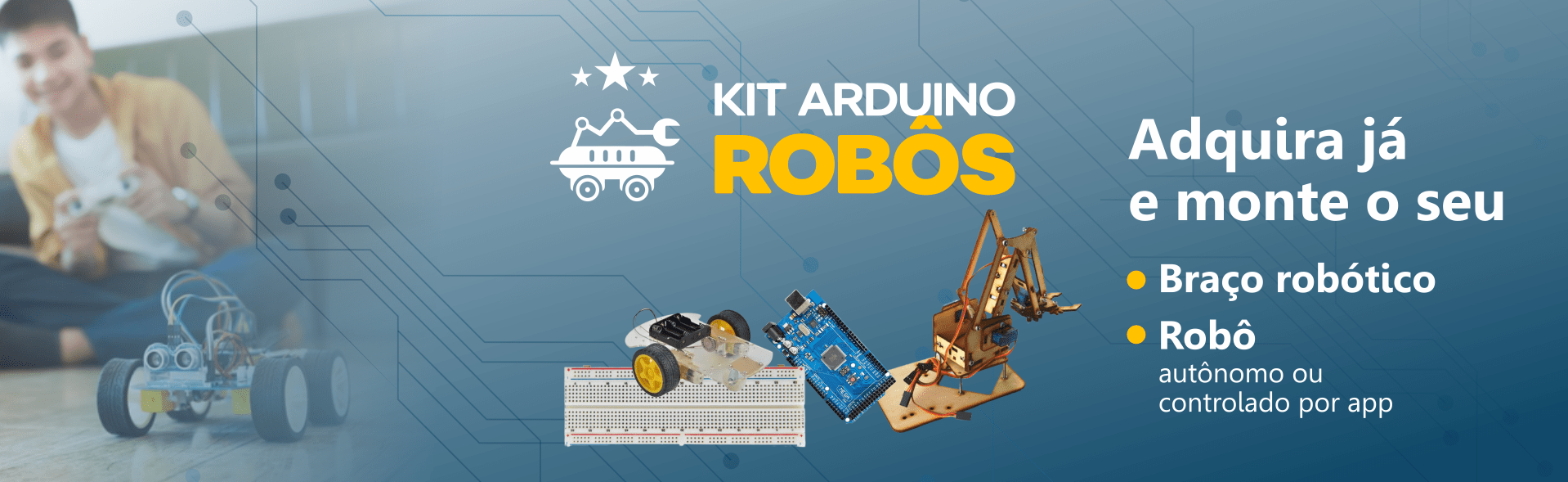 Kit Robo 2020