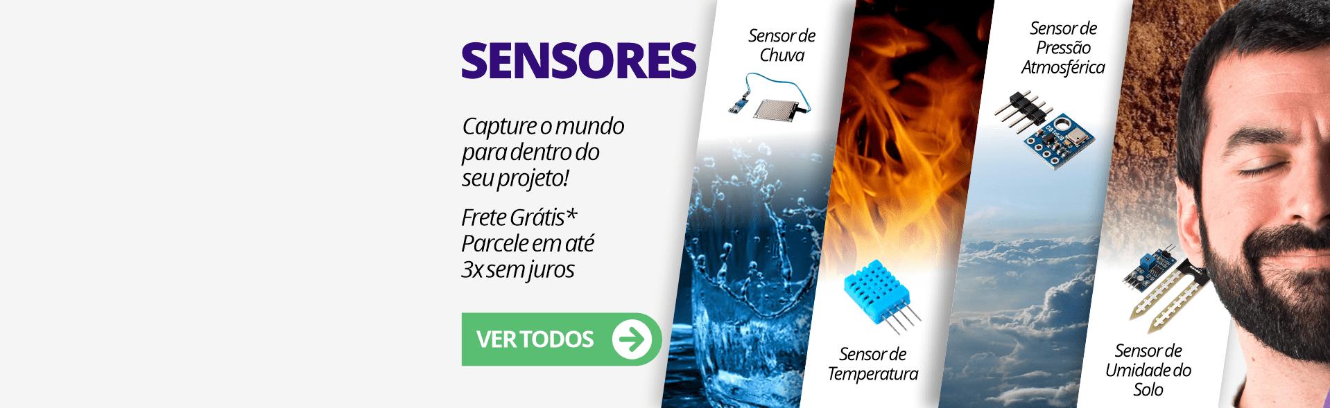 banner sensores