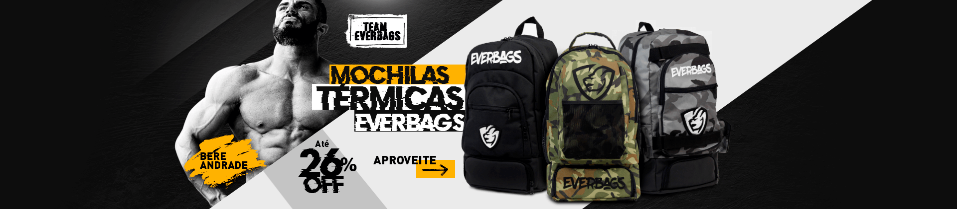 Mochilas Térmicas Everbags