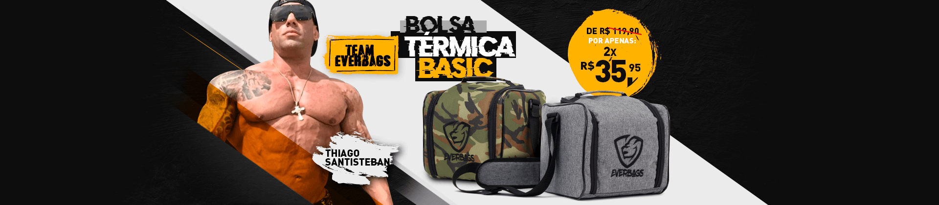 Bolsa Térmica Basic Everbags