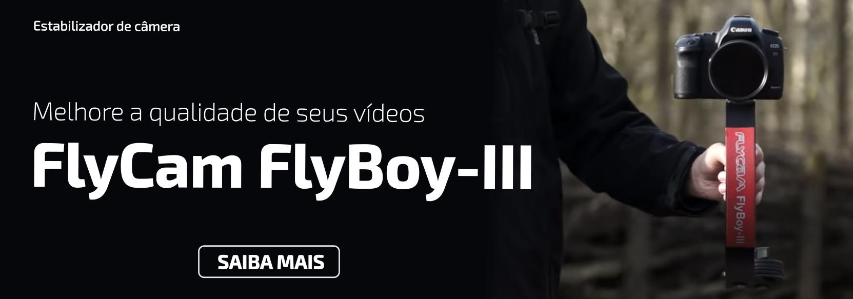 Flycam Flyboy III