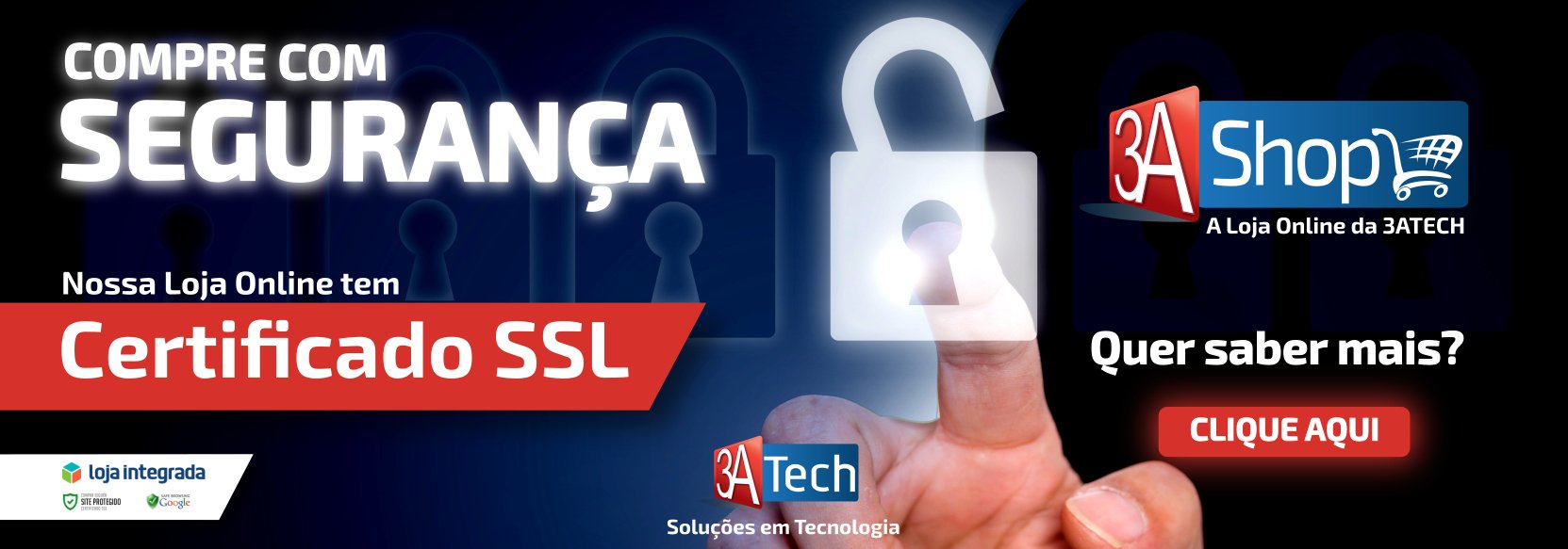 Compra Segura com Certificado SSL