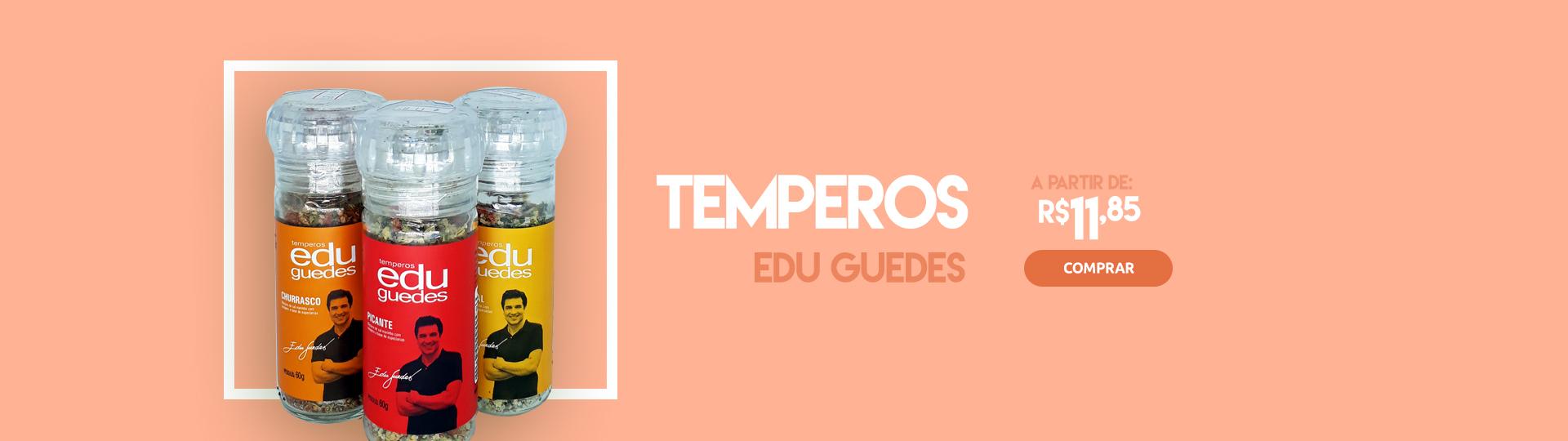 Temperos Edu Guedes