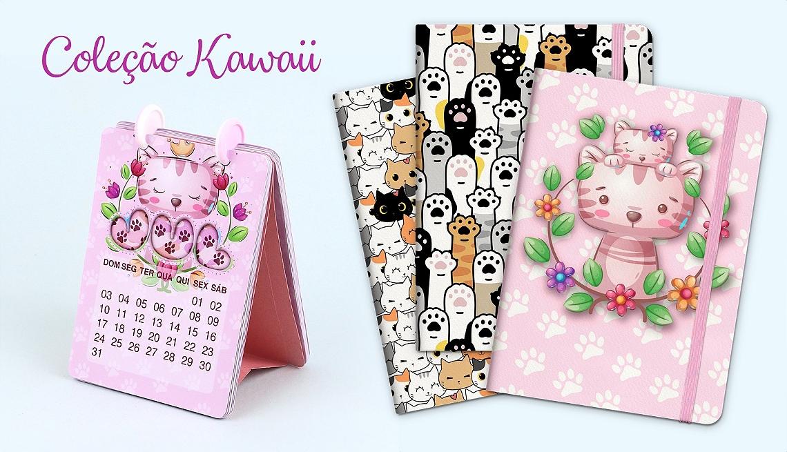 Coleção Kawaii