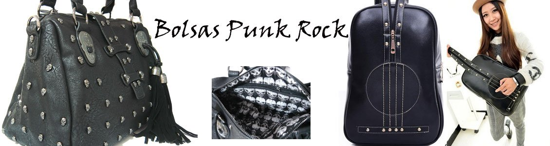 Bolsas Punk Rock
