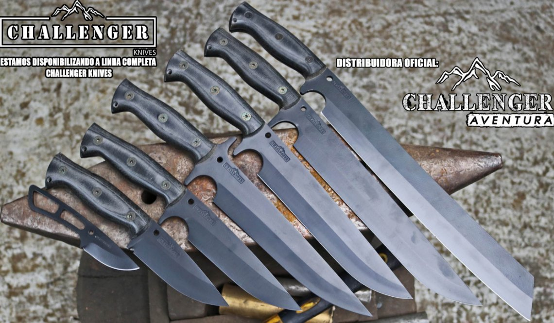 Challenger Knives