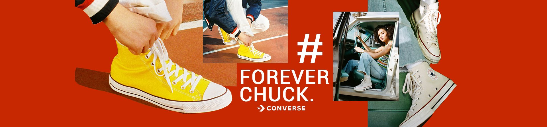 Converse Forever Chuck
