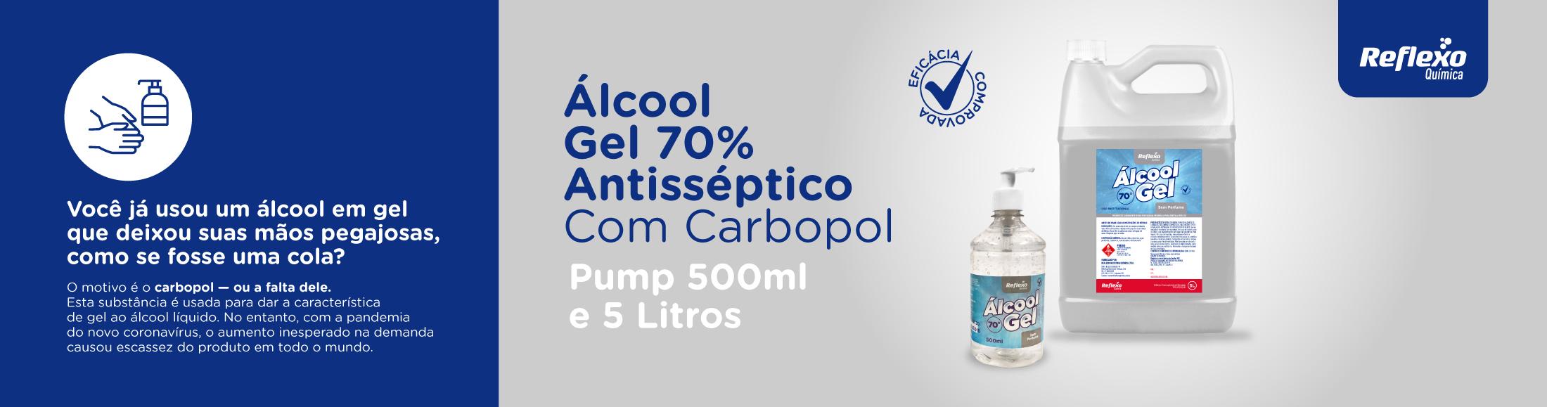 Alcool Gel 70