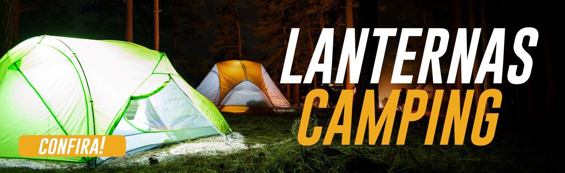 Lanternas Camping