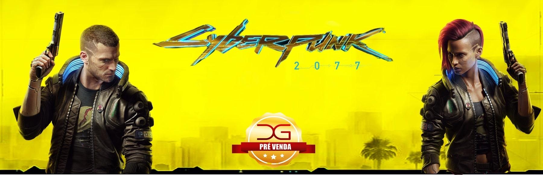 CyberPunk 2077 Pré Venda