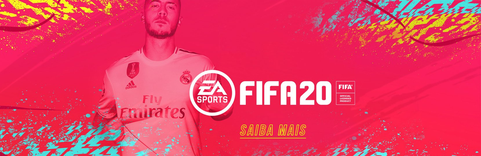 FIFA 20 pronta entrega