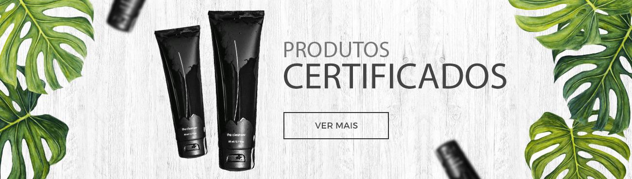 Produtos certificados