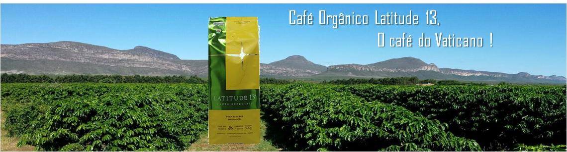 Café Latitude 13 Orgânico