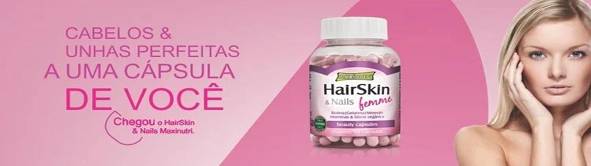 Banner HairSkin & Nail Femme