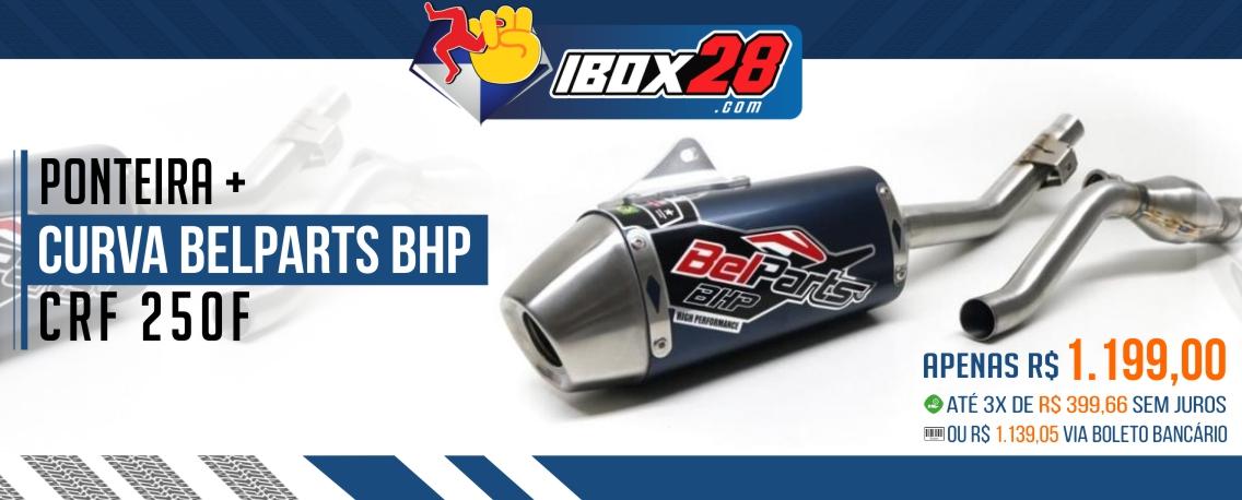 PONTEIRA + CURVA BELPARTS BHP CRF 250F