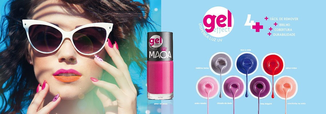 Maoa Gel Effect 4+
