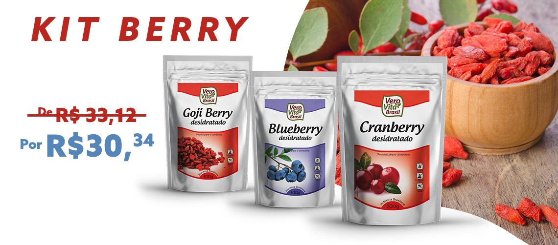 Kit Promocional - Berry
