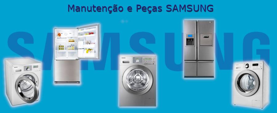 Peças e Manutenção Samsung