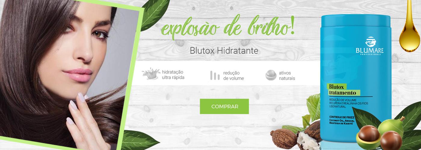 Botox Capilar Super Hidratante Blumare Pro 1
