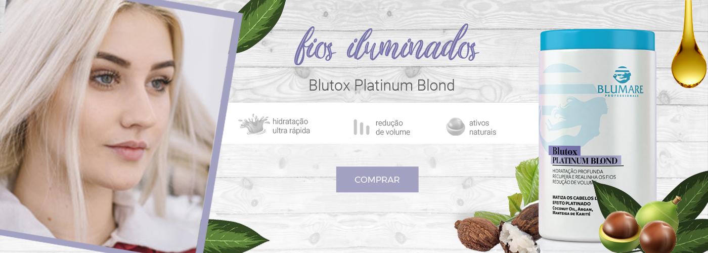 Botox Capilar Super Hidratante Platinum Blond